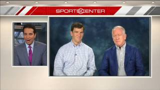 Eli Manning more comfortable in offense