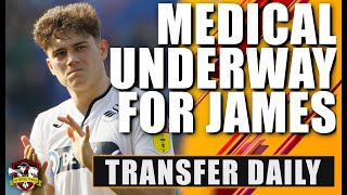 DONE DEAL! Dan James is having his Manchester United medical! Transfer Daily