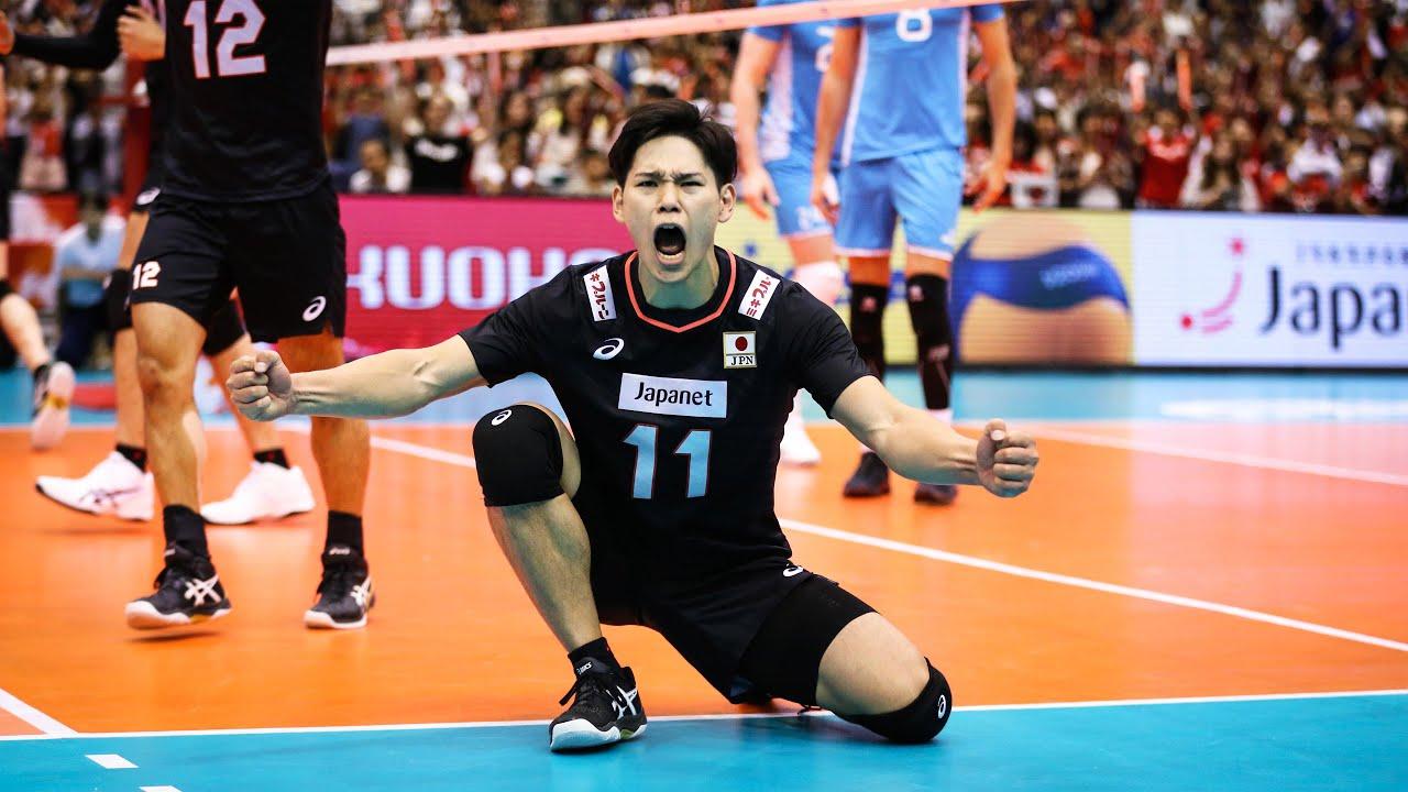 He is a Volleyball Phenomenon !!! 19 Years Old Yuji Nishida 西田 有志 | Vertical Jump: 350cm (HD)