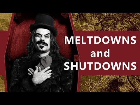 Filming a Meltdown (and Shutdown) - The Autistic Codes Ep. 2