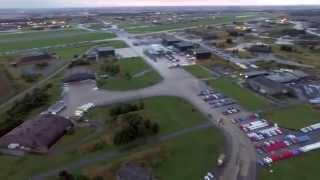 Alconbury airbase August 2015