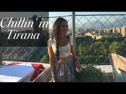 Tirana Nightlife + American speaking Albanian | GGP Travel Vlog