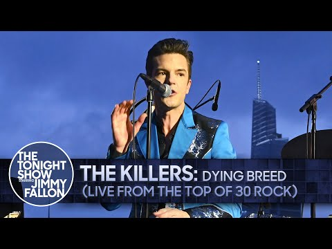 The Killers: Dying Breed (Live from the Top of 30 Rock)   The Tonight Show Starring Jimmy Fallon