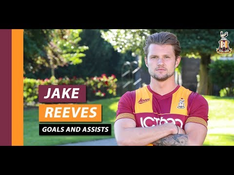 Jake Reeves Goals and Assists!