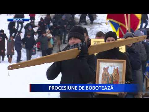 PROCESIUNE DE BOBOTEAZA