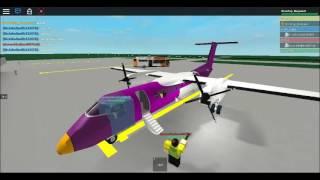 Roblox - Nok air | Q400 Nextel Jane | Flight