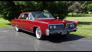 1964 Chrysler Imperial Crown Coupe on My Car Story with Lou Costabile