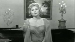 """Elisabeth Schwarzkopf sings """"An die Musik"""" by Schubert"""