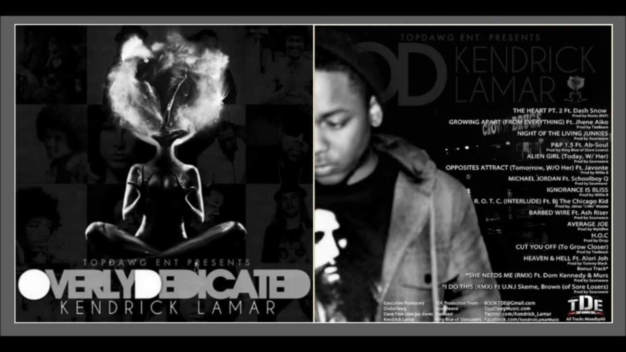 Kendrick lamar overly dedicated full album youtube - Kendrick lamar swimming pools torrent ...