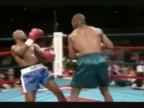 Roy Jones JR Cant Be Touched Career Mix