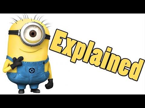 Minions Language Explained!
