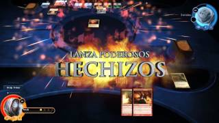 Magic 2014—Duels of the Planeswalkers Gameplay Trailer - Spanish