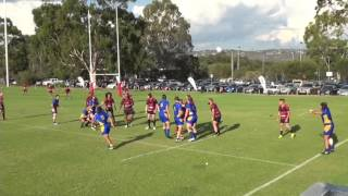 2017 Round 4 Tries vs Kalamunda