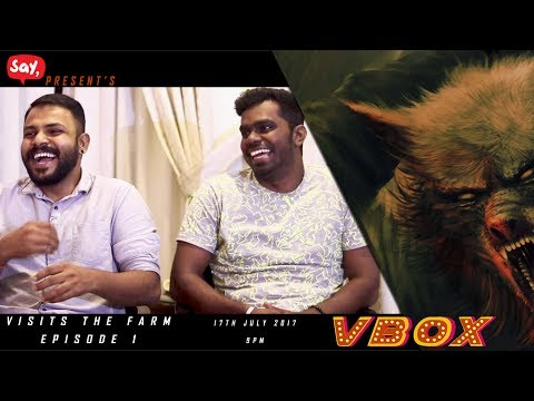 What Happen during EVT shoot? | En Veettu Thottathil | Jay Kishen Visits The Farm | VBOX | Episode 1
