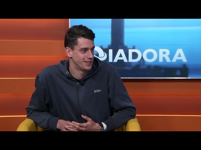 DO CILJA  - gost Marko Čeko, prvak Hrvatske u atletici.