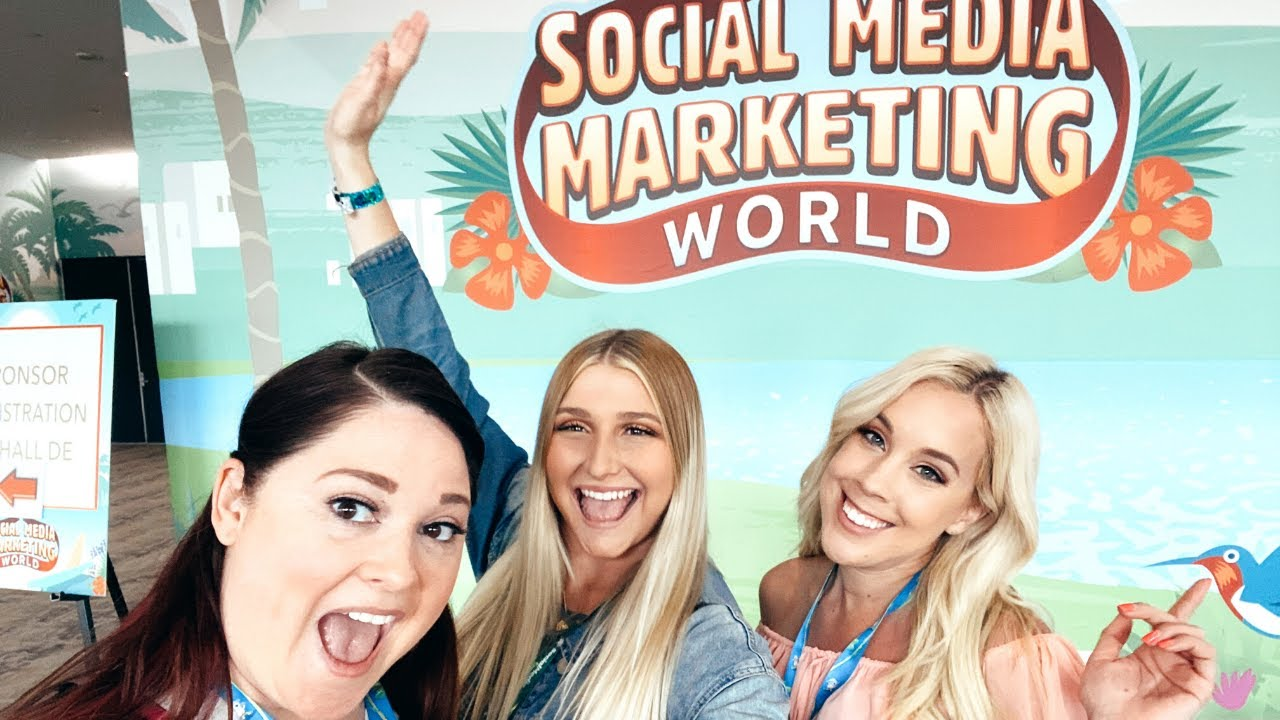 YANDY GOES TO SOCIAL MEDIA MARKETING WORLD 2020 | YANDY.COM