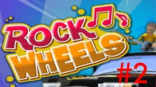 Rock Wheels gameplay walkthrough (2)