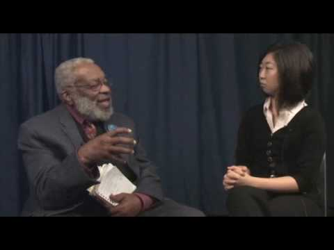 Jeannie Choi Interviews Vincent Harding