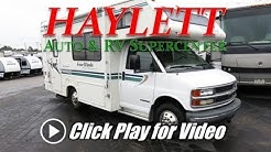 HaylettRV - 2000 Four Winds 5000 21RB Used Class C Mini Home Motorhome