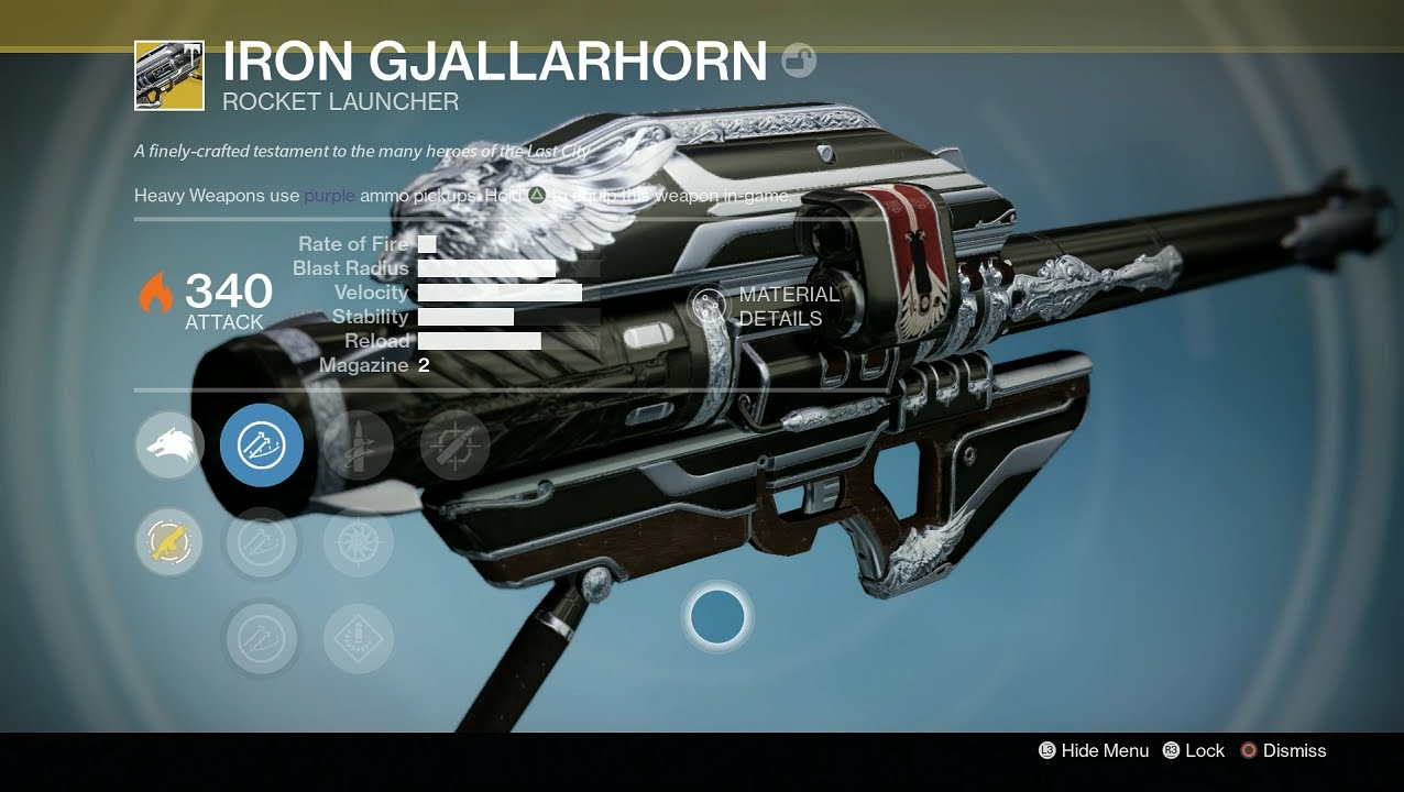 Destiny Rise Of Iron A Symbol Of Honor Iron Gjallarhorn Quest