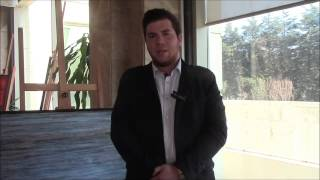 Kemerburgaz University Student Interviews- Abdulrahman Zakri (Syria)  Arabic language