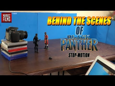 The Making of Black Panther Stop Motion