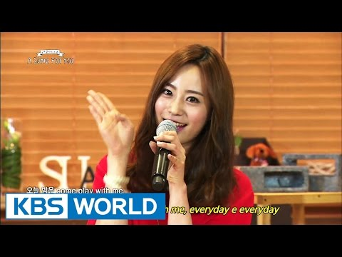 Global Request Show : A Song For You 3  Go Go Summer  KARA