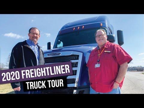 2020 Freightliner Truck Tour