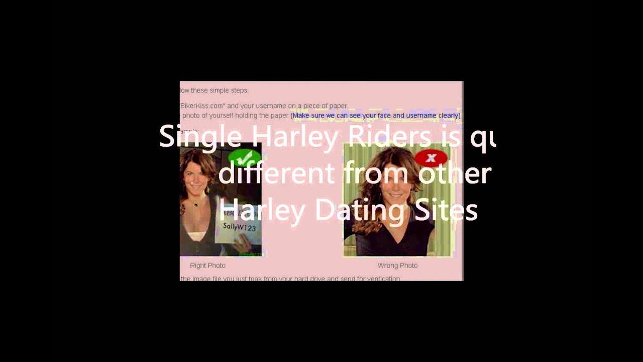 Dating sivusto Harley Davidson