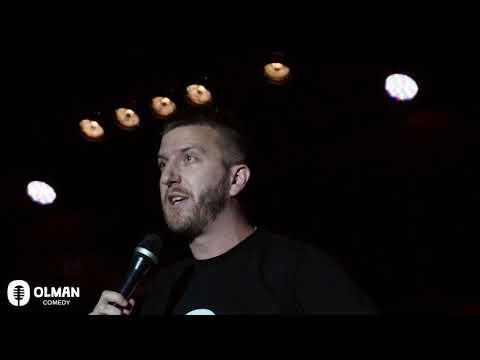 """Srdjan Olman Stand Up """"strast"""""""