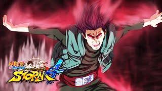 Naruto Ultimate Ninja Storm 4 Gameplay - Might Guy Awakening & Ultimate Jutsu