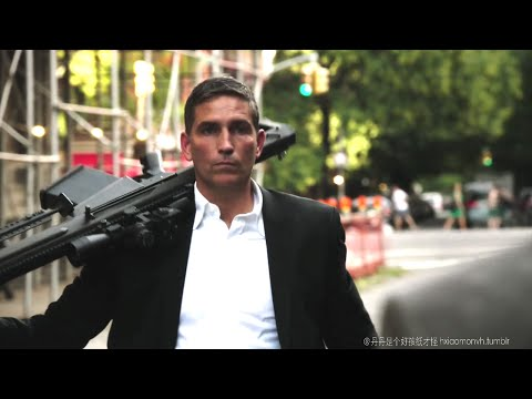[Person of Interest]John Reese's Fantastic Gun Fight Scenes