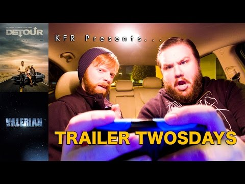 "Trailer Twosdays - ""Detour"" & ""Valerian and the City of 1000 Planets"""