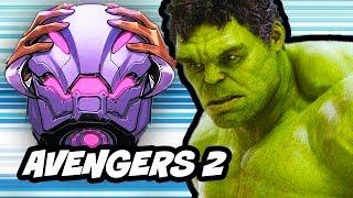 Avengers 2 Age of Ultron Story Breakdown