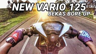 NEW VARIO 125 BEKAS BORE UP