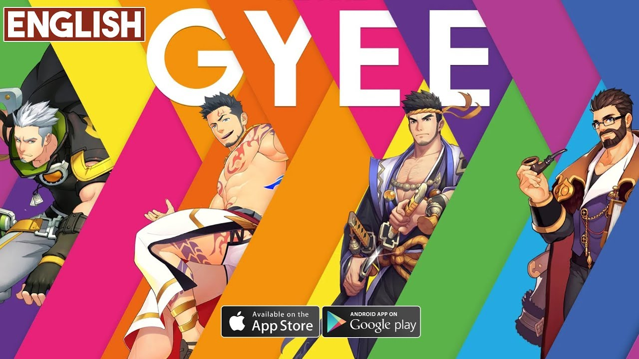 GYEE English Version Gameplay Android / iOS