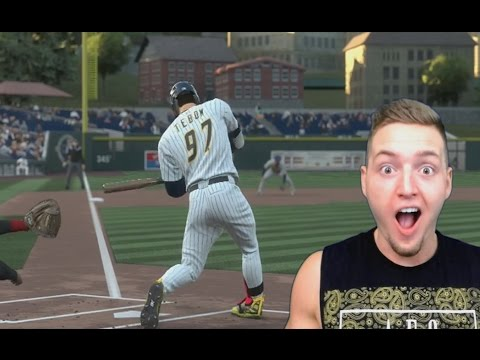 LONGEST CAREER HITTING STREAK! TIM TEBOW MLB THE SHOW 17 ROAD TO THE SHOW (RTTS #10)