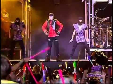 Justin Bieber Never Say Never São Paulo 08/10/2011