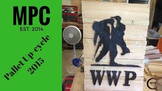 Pallet Up-cycle Challenge 2015