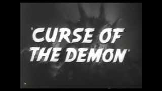 La Noche Del Demonio (Curse of the Demon) (Jacques Tourneau, EEUU, 1957) - Trailer