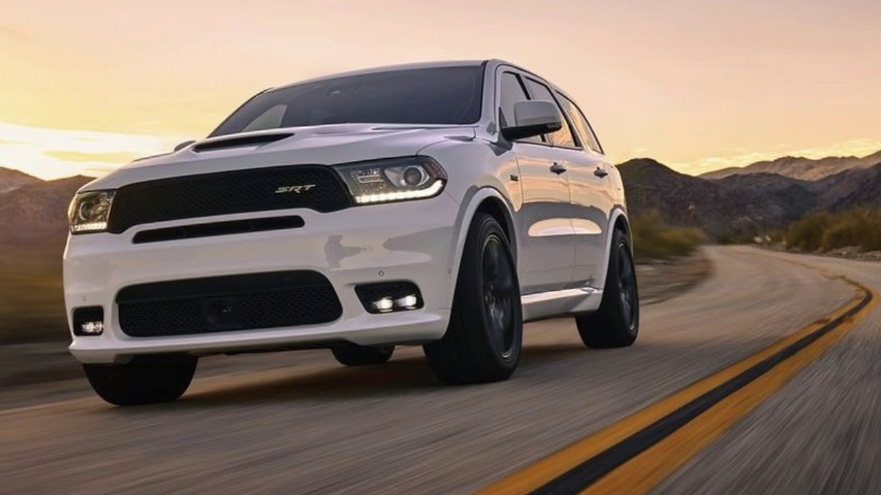 2018 Dodge Durango Srt Specs Release Date And Review
