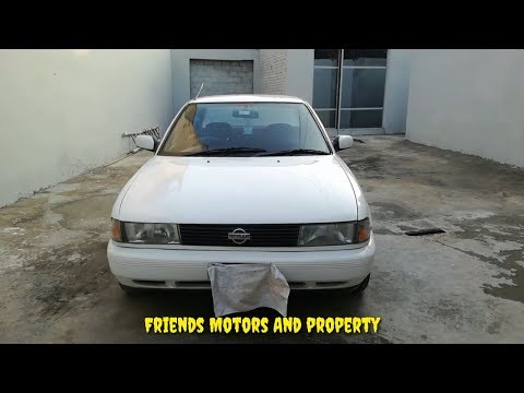 Nissan Sunny B13 Model 1990 For Sale Olx Pakwheels(Friends Motors)