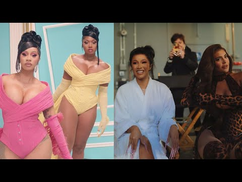 Cardi B DEFENDS Kylie Jenner in Her 'WAP' Music Video