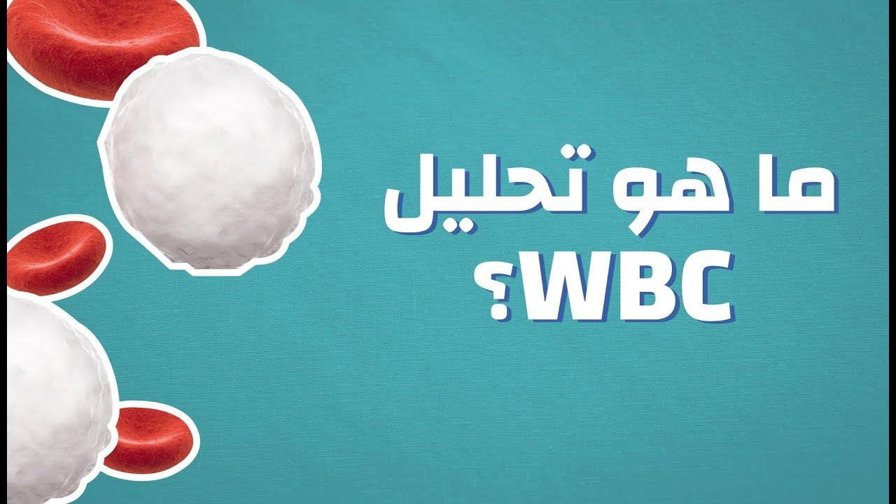 ما هو Wbc في تحليل الدم موضوع Youtube