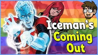 Iceman coming out as gay has been another punching bag for people w...