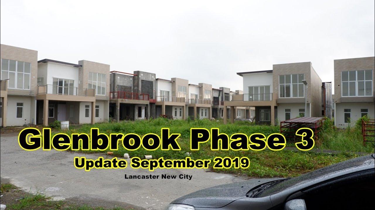 Glenbrook Phase 3 Update September 2019 New City September City