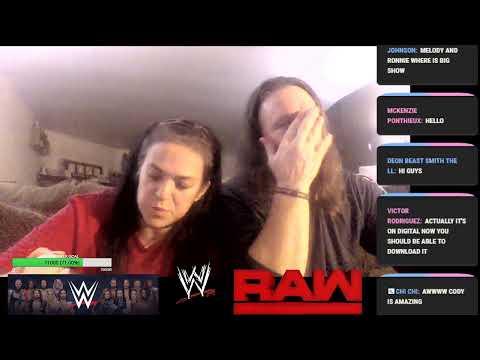 WWE MONDAY NIGHT RAW (Live Chats)