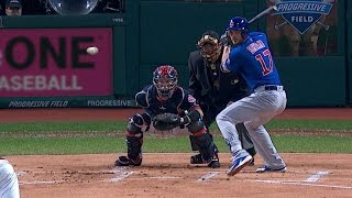 WS2016 Gm6: Bryant homers, collects four hits in win