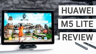 Huawei MediaPad M5 Lite 10 Review: A Great Value