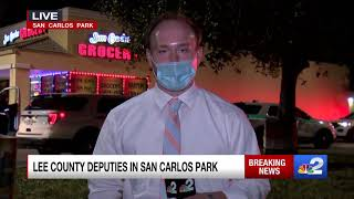 LIVE: Police, Fire, EMS Respond To San Carlos Park Shopping Plaza